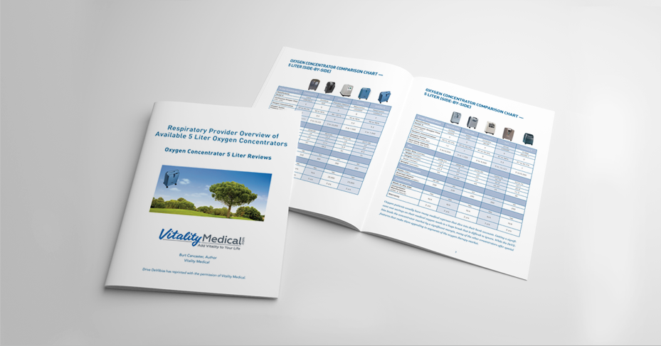Vitality Medical Booklet